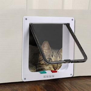 Lockable Pet Door
