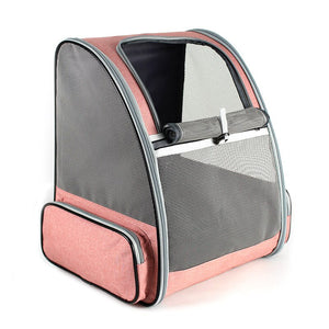 Foldable Pet Carrier Back Pack