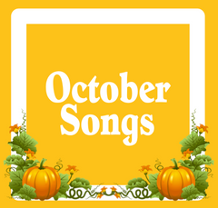 October Bible Songs by The Scripture Lady
