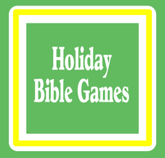 Holiday Bible Games by The Scripture Lady