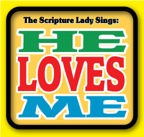 """He Loves Me"" - A Bible Theme Song About God's Love"