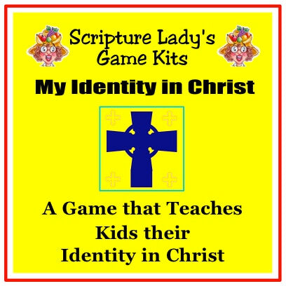 "Downloadable ""My Identity in Christ"" Game"