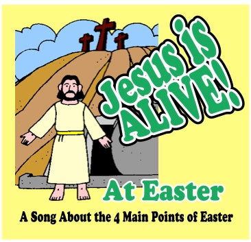 """At Easter"" - A Bible Holiday Song by The Scripture Lady (Song and Video Download)"