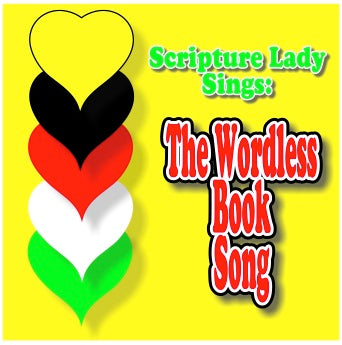 """The Wordless Book Song"" - A Bible Theme Song that Shares the Gospel (Song and Video Download)"