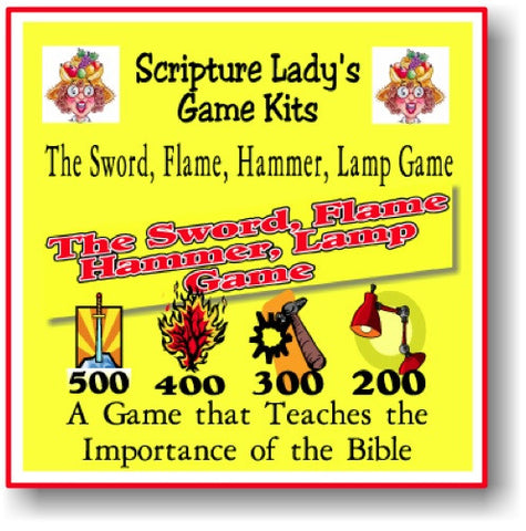 """The Sword, Flame, Hammer, Lamp"" Game"