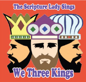 """We Three Kings"" - A Bible Christmas Song and Game from the Classic Christmas Carol (Song and Video Download)"
