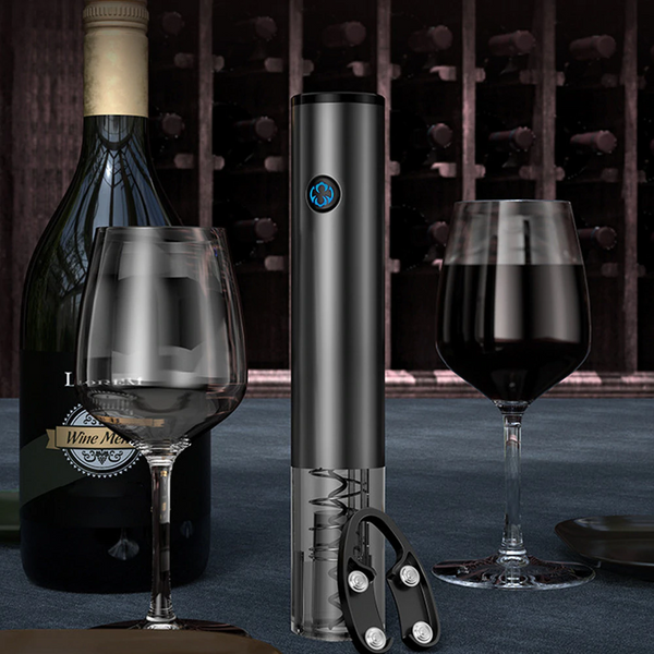 Kitchen USB Charging Electric Wine Opener Automatic Bottle Opener Tableware