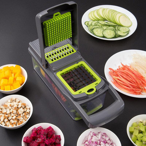 Cut Vegetables Diced Potato Wire Cutter Grater Household Slice Kitchen Grater - honeylives