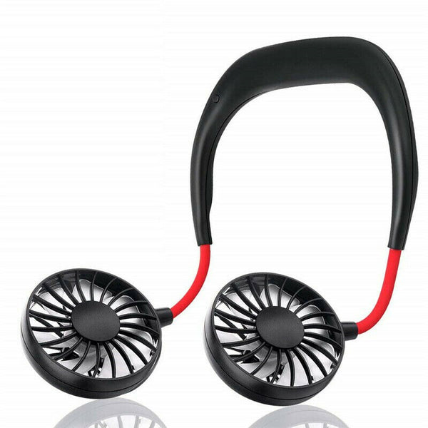 Lazy Neck Fan Portable Charging Small Fans