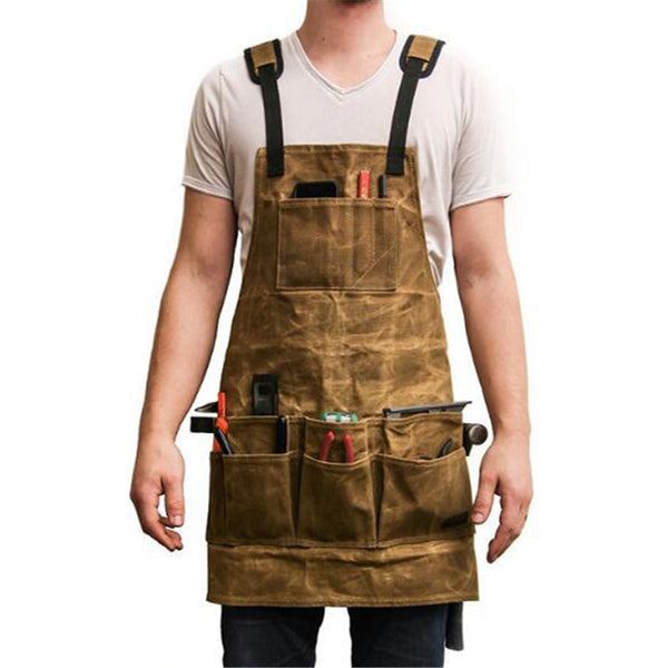 Garden Woodworking Apron Professional Apron For Work Tools