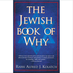 The Jewish Book of Why - 2 Individual Volumes
