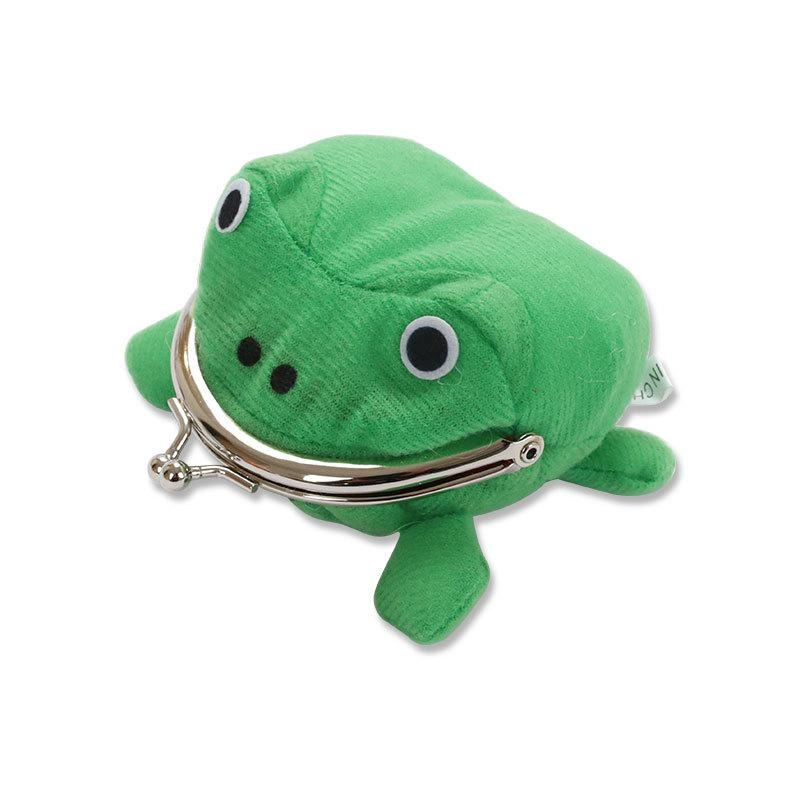 Cute Frog Coin Purse