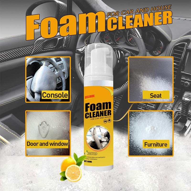 Foam Cleaner Cleaning Spray
