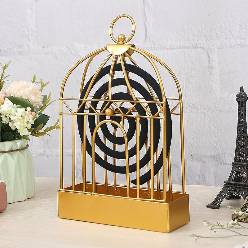 Mosquito Coil Holder Vintage Decoration Rack