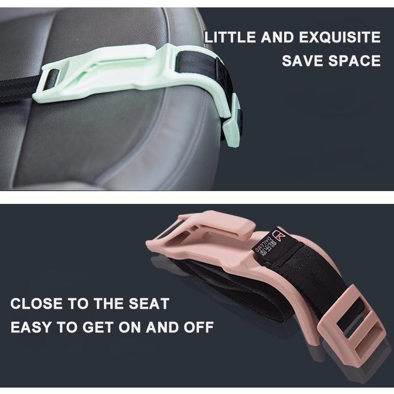 Car seat belt for pregnancy safe