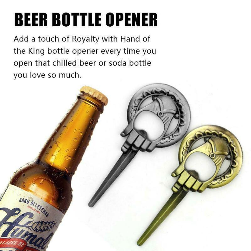 Hand of King Bottle Opener Game Style Bottle Opener