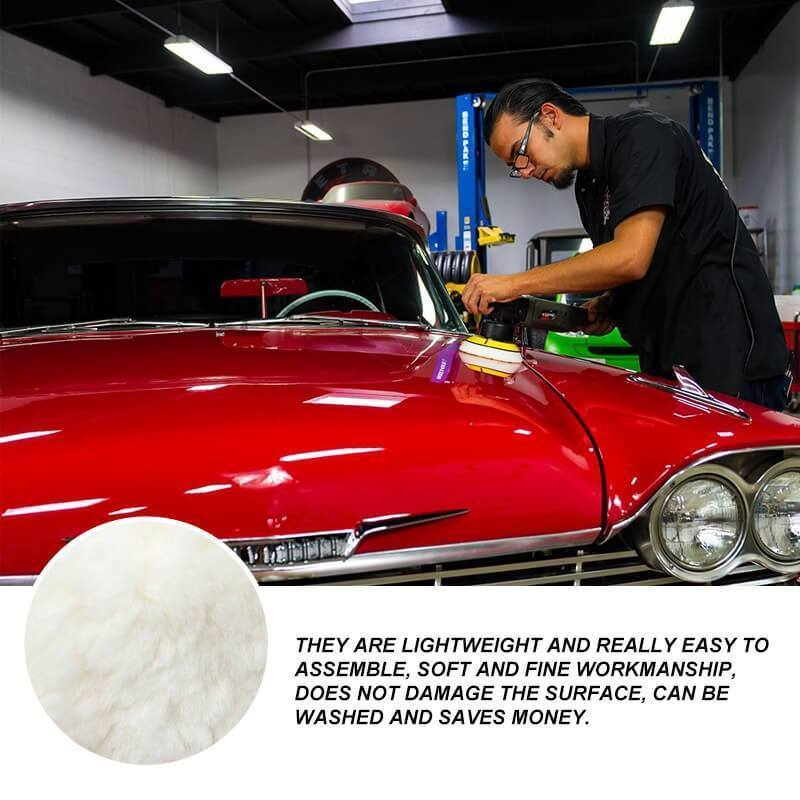 Auto Car Polishing pad Kit