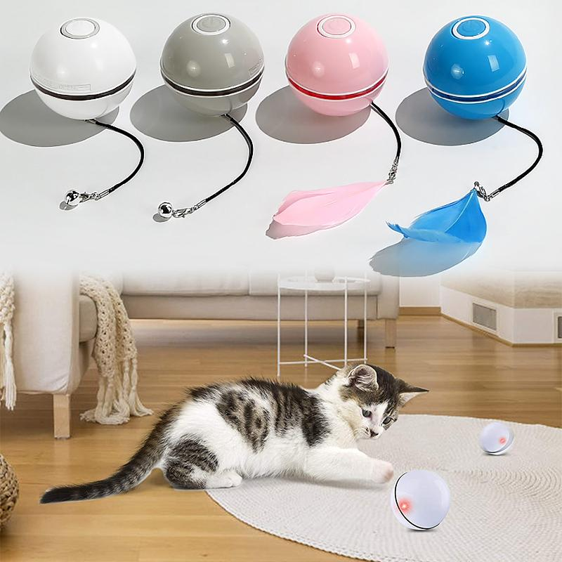 Laser Ball Toy for Cat