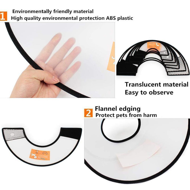 E-Collar for pets (8 sizes optional)