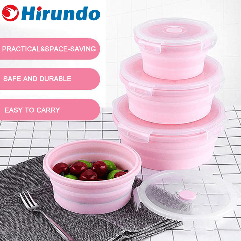 Hirundo Collapsible Lunch Box Set