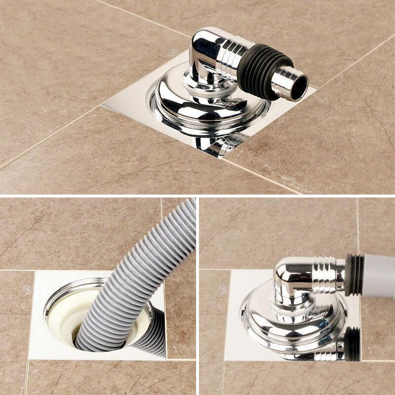 Anti-Overflow Floor Drain Seal