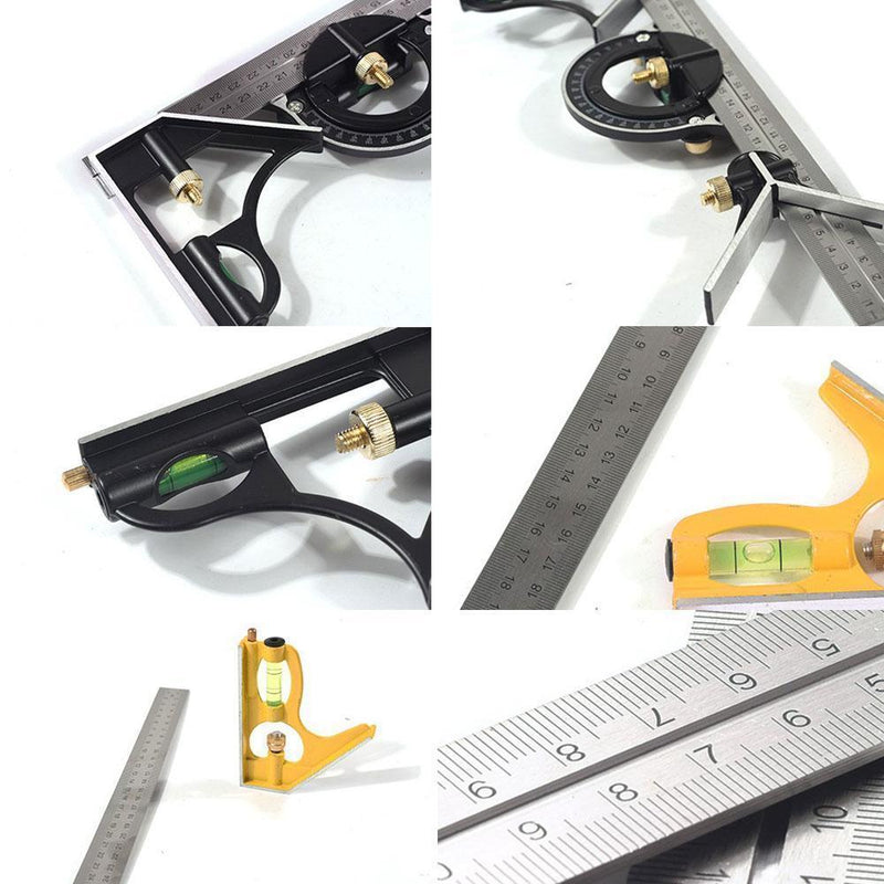 Multifunction Active Square Ruler Angle Ruler