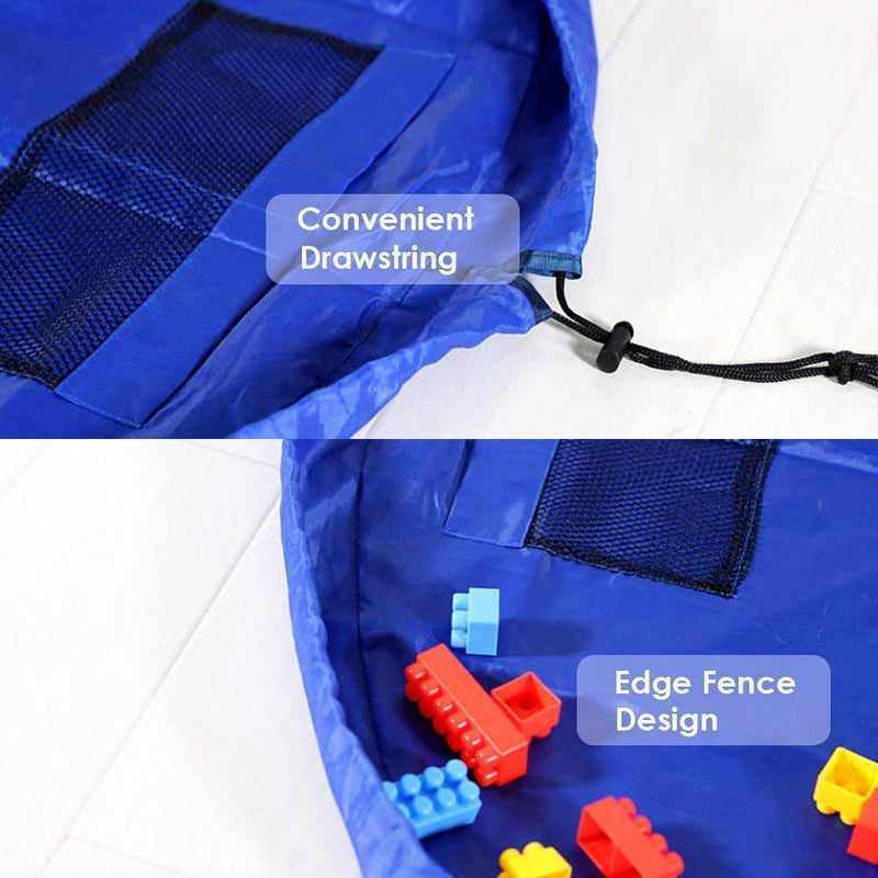 Hirundo Toy Storage Bag-Quick Finishing