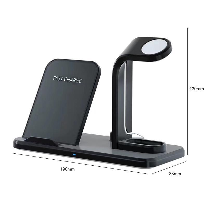 3-in-1 Wireless Charger Stand