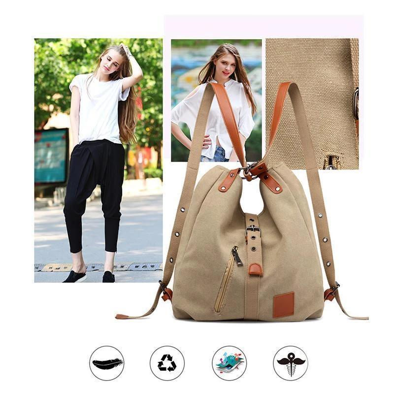 Practical multifunctional handbag
