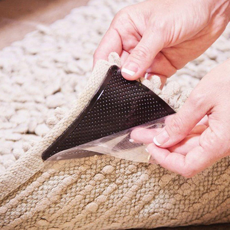 Anti-slip Pads Carpet Mat Grippers