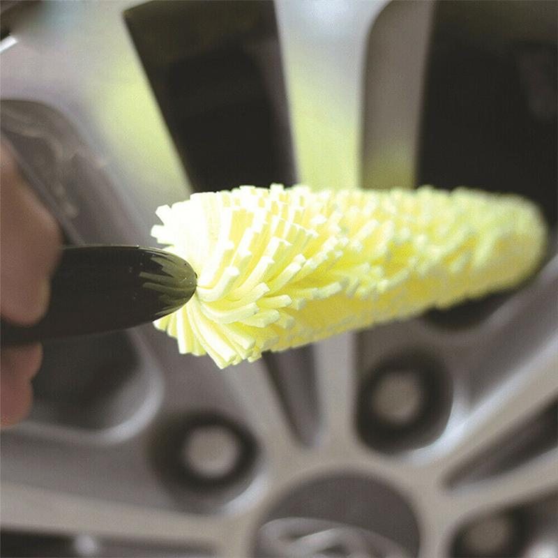 Multifunctional Tire Cleaning Brush