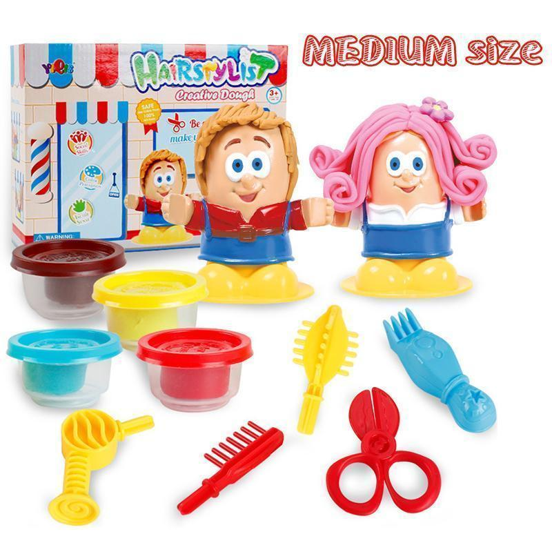 Barber Shop Toy Set