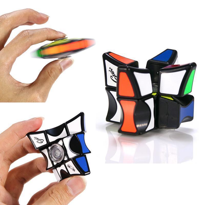 2019 NEW VERSION - Finger Rubic's Cube
