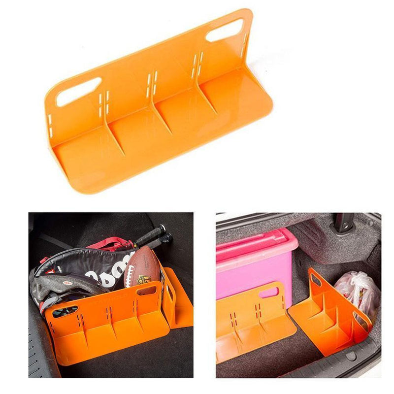 Car Trunk Safe Fixed Baffle Stuff Storage