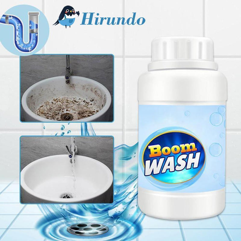 Hirundo Magic Oxygen Fast Bubble Cleaner