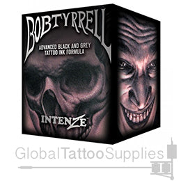 Load image into Gallery viewer, Bob Tyrrell Advanced Black and Grey Tattoo Ink Formula