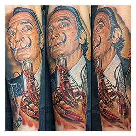 Load image into Gallery viewer, Randy Engelhard Tattoo by Numbers Set