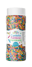 Load image into Gallery viewer, BakersWhip Whipping Cream 450 g & Wow Confetti™ Confeito Vermicelli Combo (Rainbow 125g & Chocolate 125g) (Sprinkles).