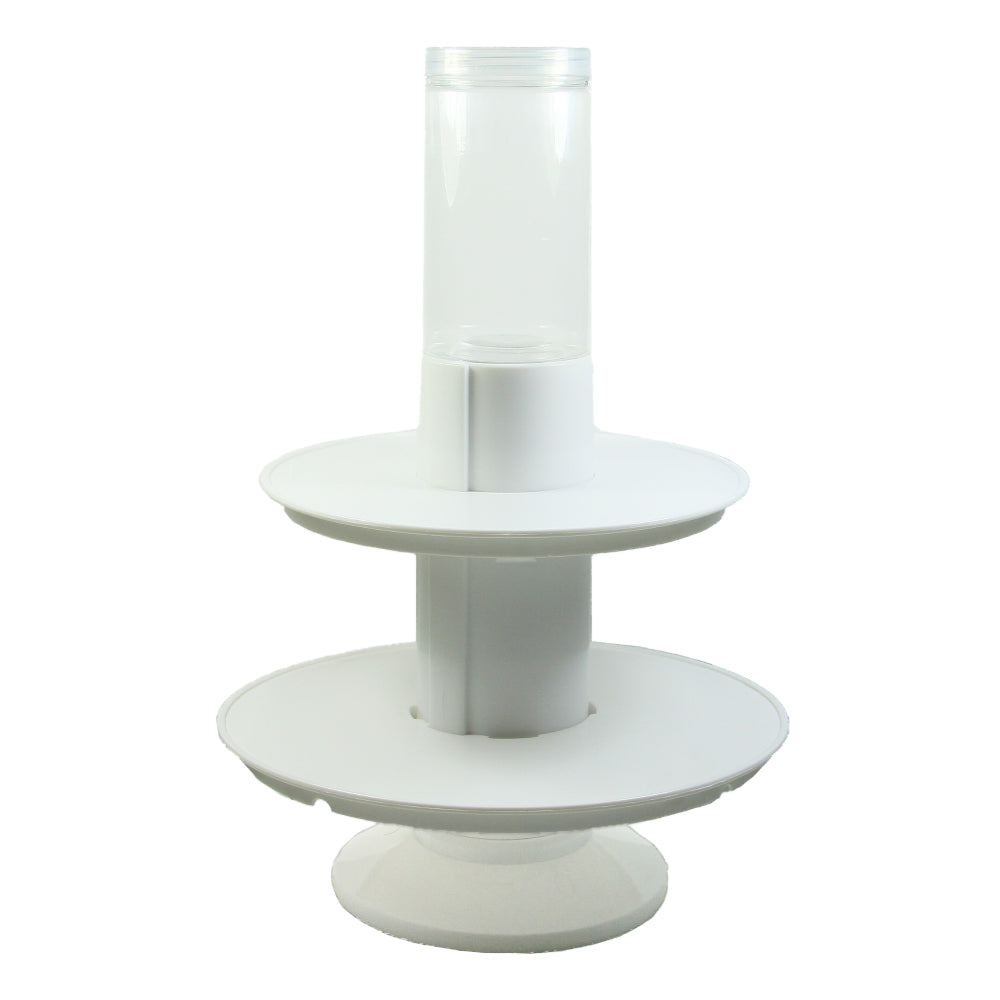 FINEDECOR - SURPRISE CAKE STAND - 2 LAYER - FD 2947
