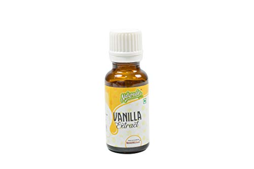 Natureale Vanilla Extract, 20 Ml - Bakersville Shop