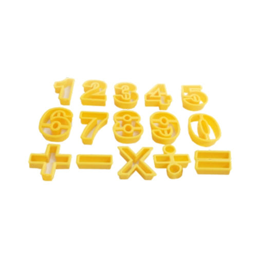 Finedecor™ Cookie Cutter Set (Number Set) 15 pcs - FD2499 - Bakersville Shop