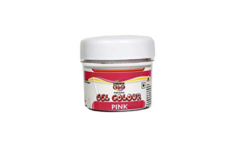 Colourglo Professionals Gel Colour Pink, 10 Gm