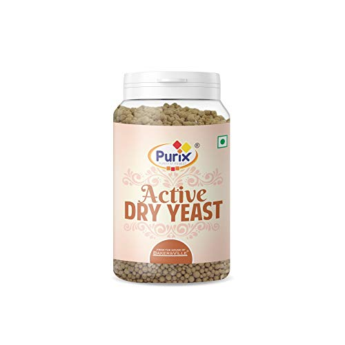 Purix Active Dry Yeast, 75g - Bakersville Shop