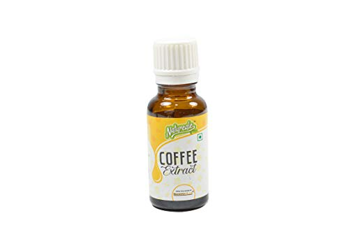 Natureale Coffee Extract, 20 Ml - Bakersville Shop