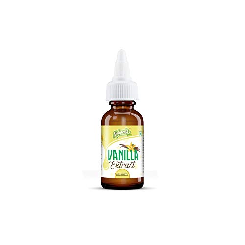 Natureale Pure Vanilla Extract, 50ml - Bakersville Shop