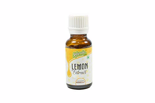 Natureale Lemon Extract, 20 Ml - Bakersville Shop