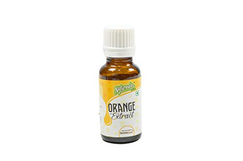 Natureale Orange Extract, 20 Ml - Bakersville Shop