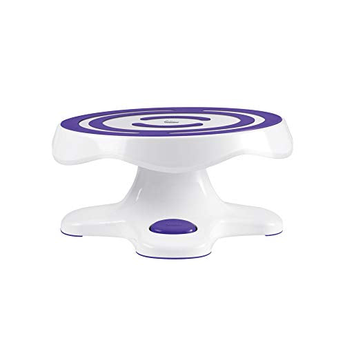 "Wilton Tilt-N-Turn Ultra Cake Turntable, (7"" X Ø12"")"
