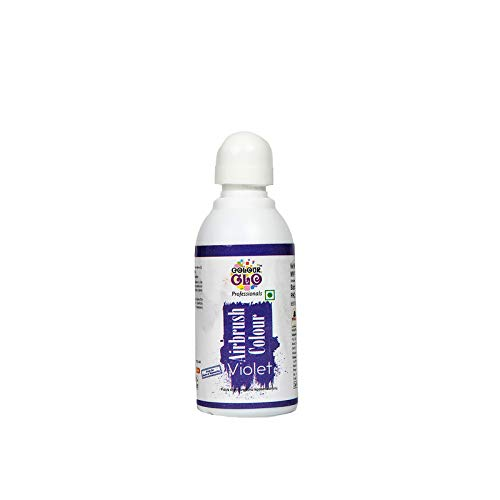 Colourglo Professionals Violet Airbrush Colour, 25 Gm