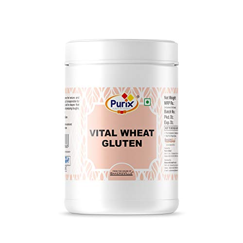 Purix Vital Wheat Gluten, 300g - Bakersville Shop
